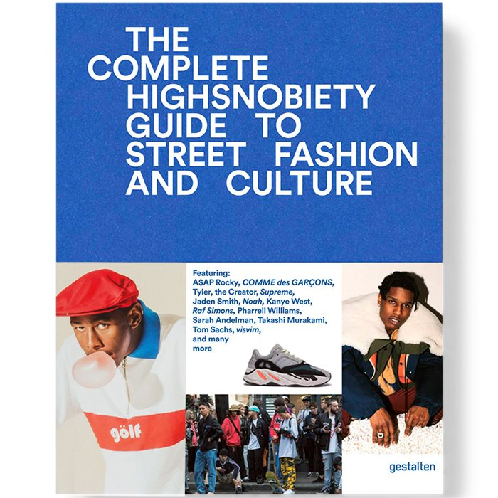 The In Complete Highsnobiety Guide To Street Fashion And Culture - Bog - Accessories - Hvid