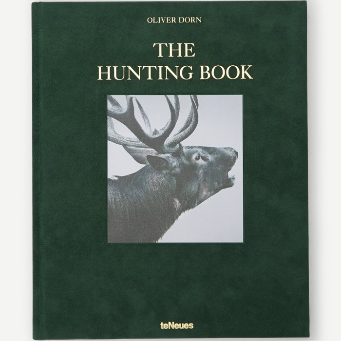 The Hunting Book - Accessories - Hvid