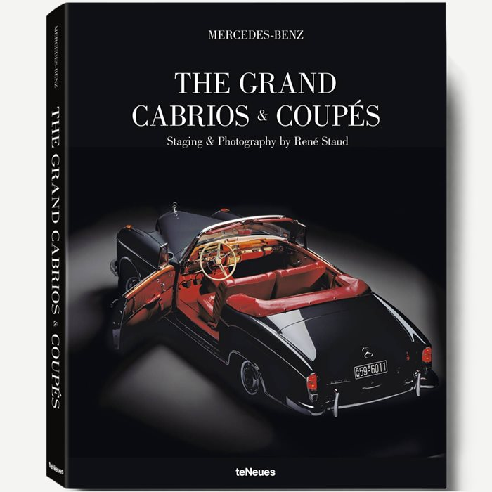 Mercedes-Benz, The Grand Cabrios & Coupés - Accessories - Hvid