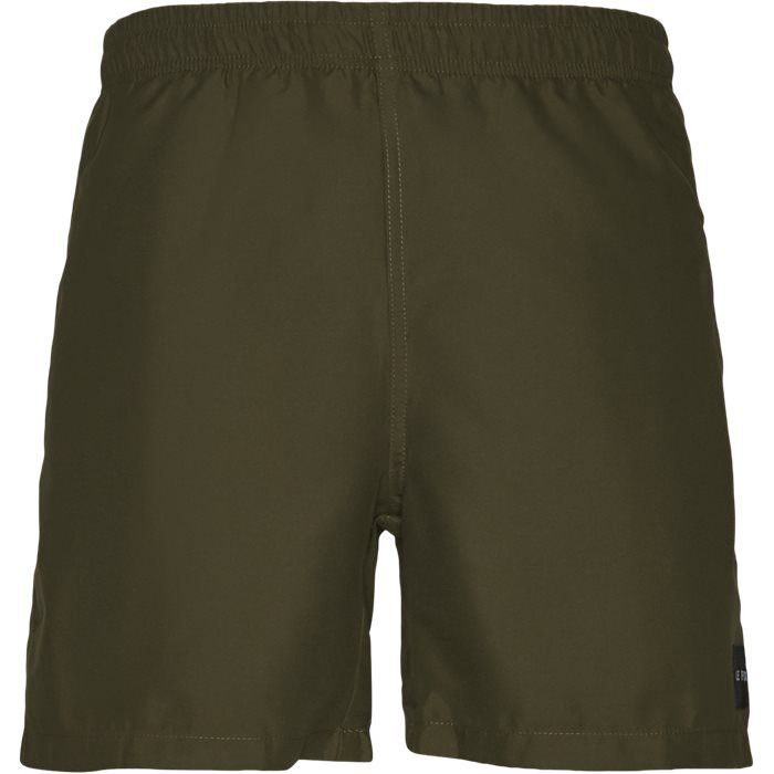 Patch Swin Shorts - Shorts - Straight fit - Army