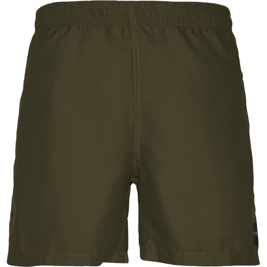 LF PATCH SWIM SHORTS 1700037 - Shorts - Straight fit - ARMY - 1