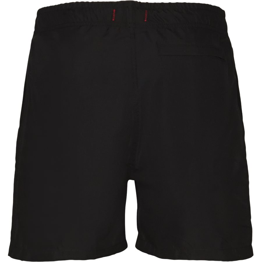 LF PATCH SWIM SHORTS 1700037 - Patch Swin Shorts - Shorts - Straight fit - SORT - 2