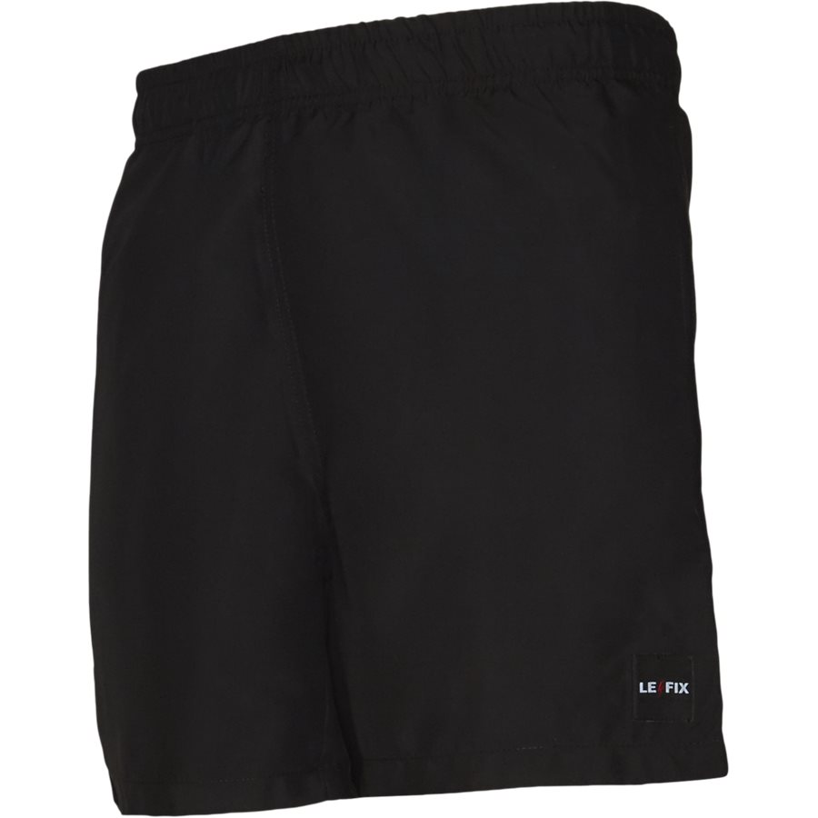 LF PATCH SWIM SHORTS 1700037 - Patch Swin Shorts - Shorts - Straight fit - SORT - 4
