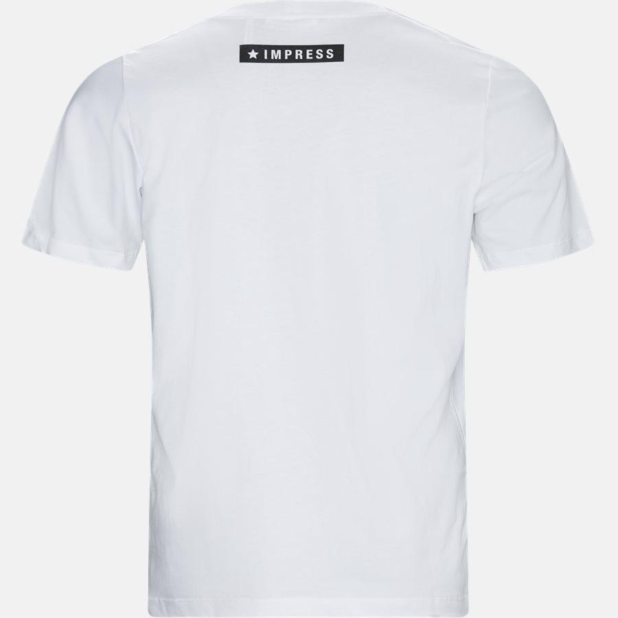 J01KM508 - T-shirts - Oversized - WHITE - 2