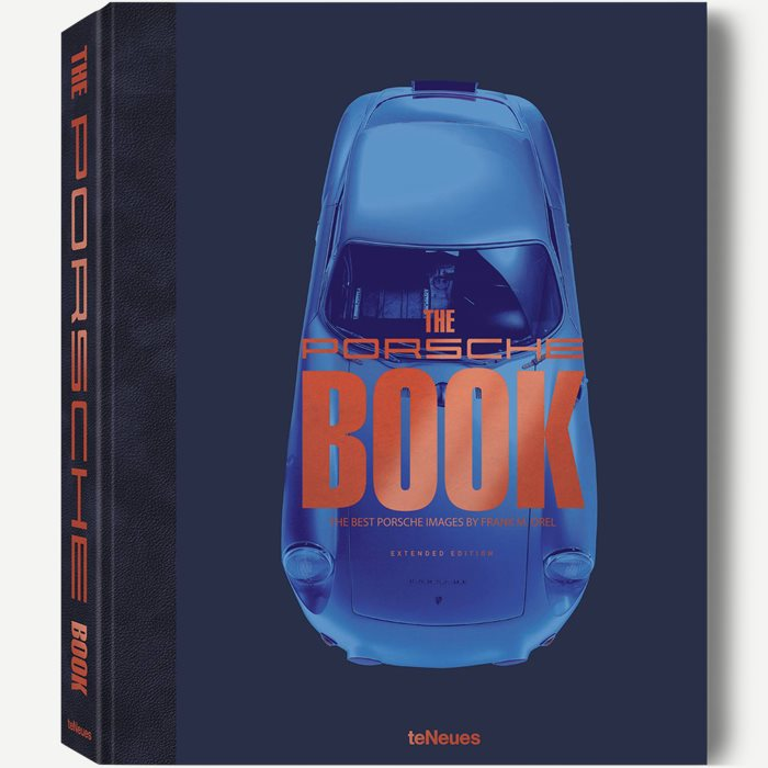 The Porsche Book - Accessories - Hvid