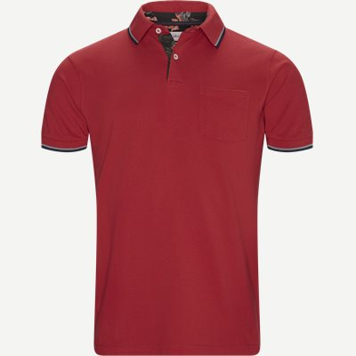 Bahamas Polo T-shirt Regular | Bahamas Polo T-shirt | Orange