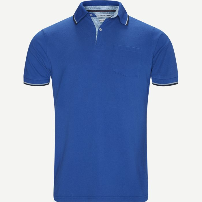 T-Shirts - Regular - Blau