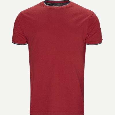 Croix Crewneck T-shirt Regular | Croix Crewneck T-shirt | Orange