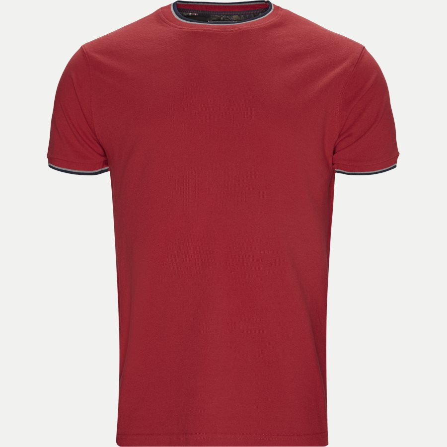 CROIX - Croix Crewneck T-shirt - T-shirts - Regular - ABRICOT - 1