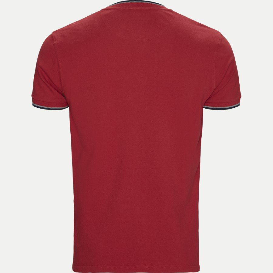 CROIX - Croix Crewneck T-shirt - T-shirts - Regular - ABRICOT - 2