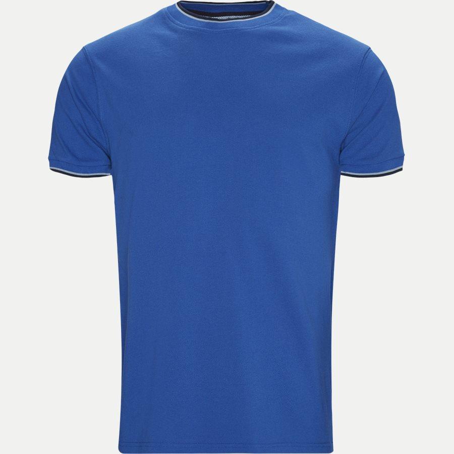 CROIX - Croix Crewneck T-shirt - T-shirts - Regular - COBOLT - 1