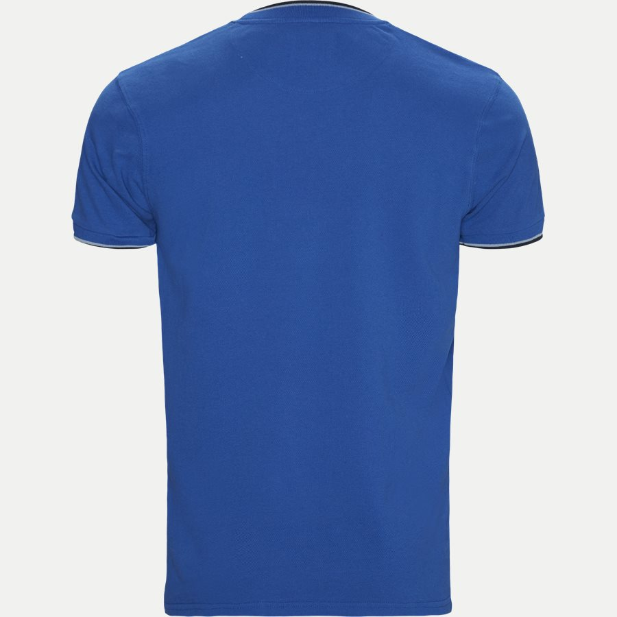 CROIX - Croix Crewneck T-shirt - T-shirts - Regular - COBOLT - 2