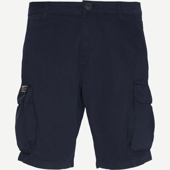 Nore Shorts - Shorts - Regular - Blå