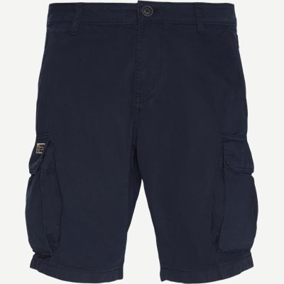 Nore Shorts Regular | Nore Shorts | Blå