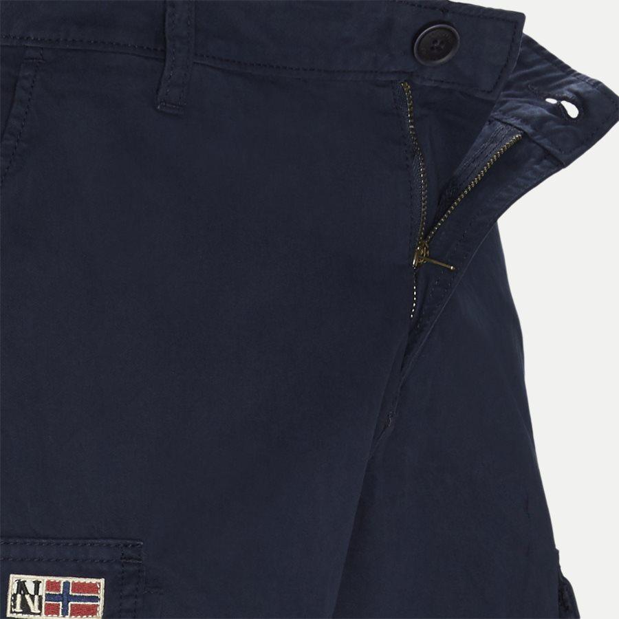 NORE - Shorts - Regular - NAVY - 4