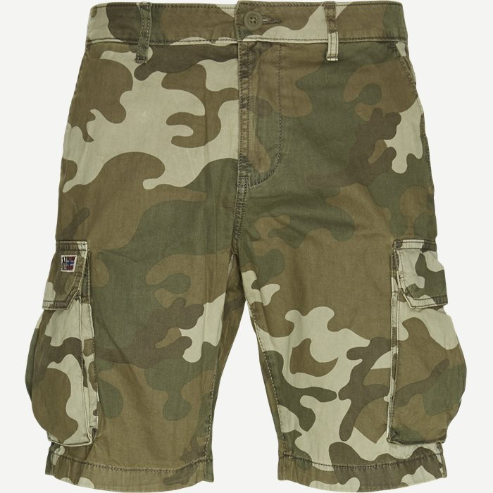 Nellary Shorts - Shorts - Regular - Army
