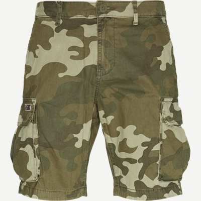 Nellary Shorts Regular | Nellary Shorts | Army
