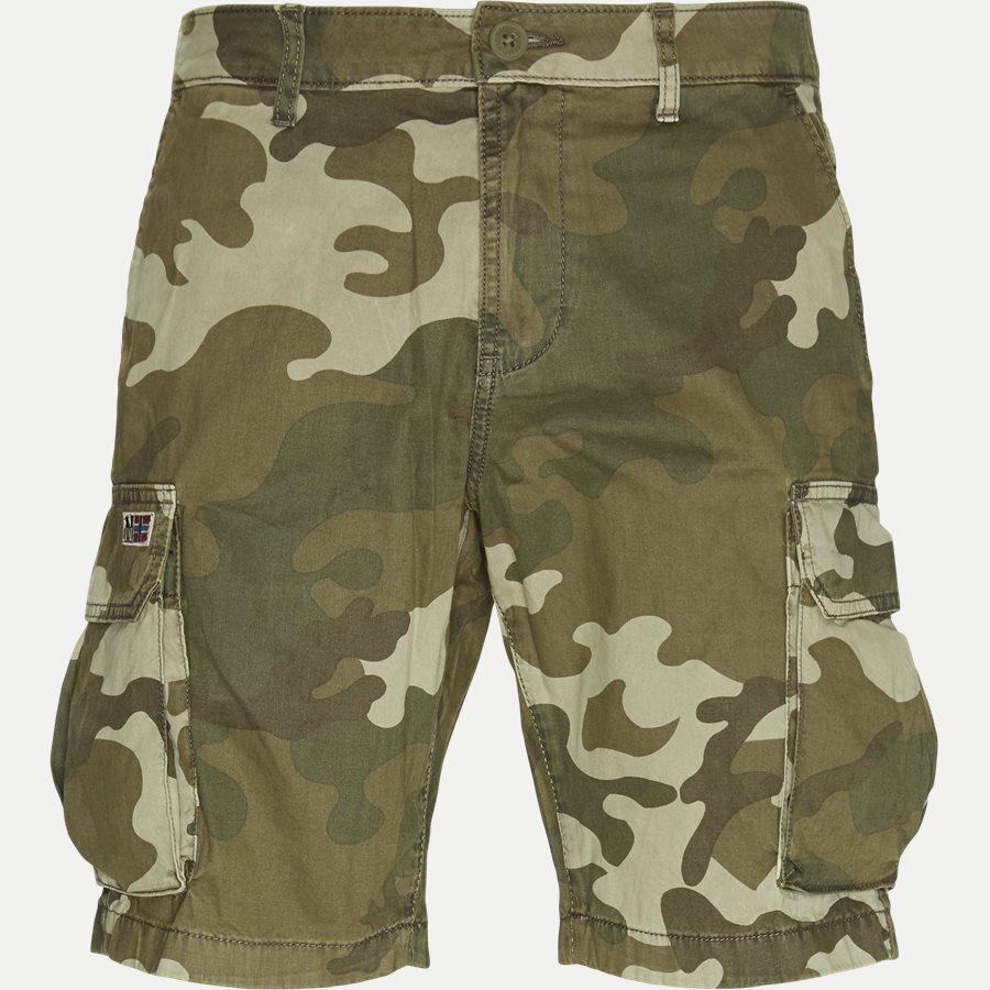 NELLARY - Shorts - Regular - CAMO - 1