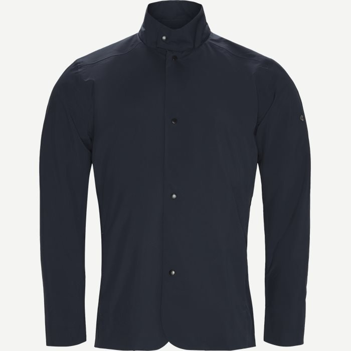 Men Cavai Jacket - Jakker - Regular - Blå