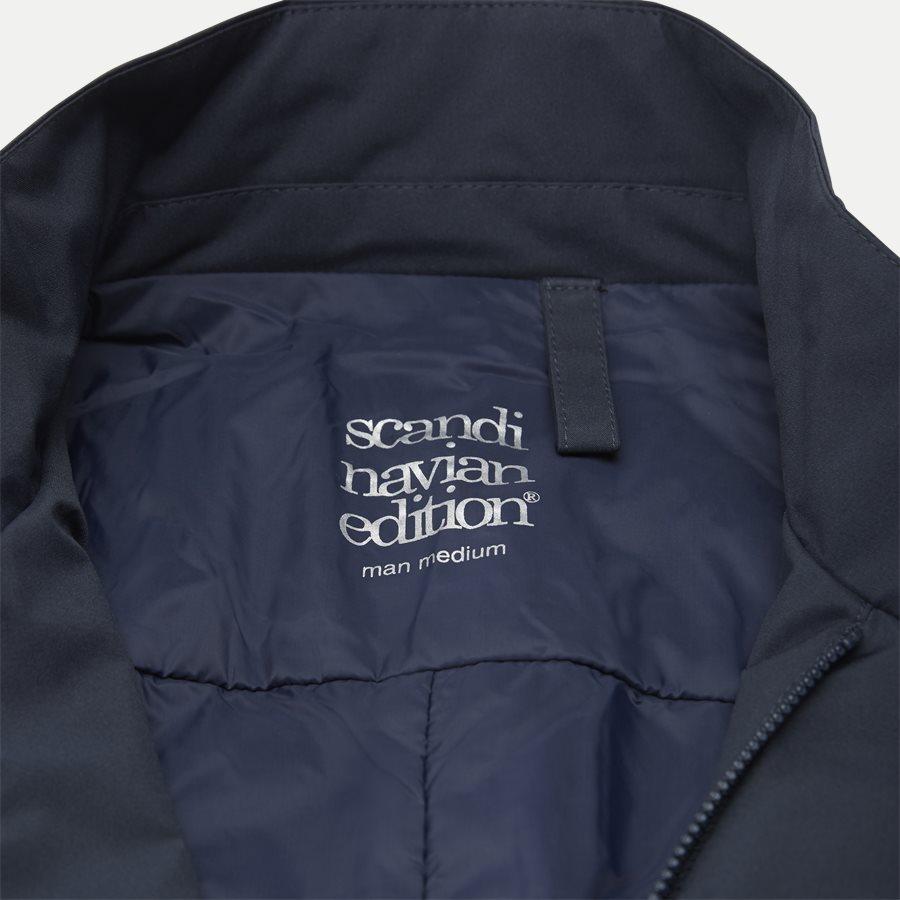 CAVAI JACKET MEN - Jackets - Regular - NAVY - 4