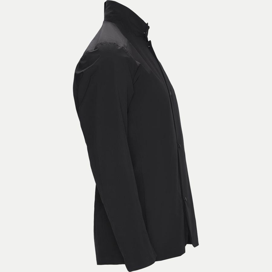 CAVAI JACKET MEN - Jackets - Regular - SORT - 4