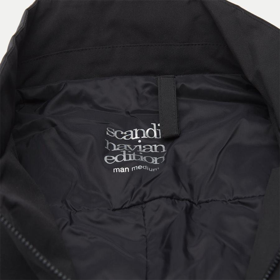 CAVAI JACKET MEN - Jackets - Regular - SORT - 5
