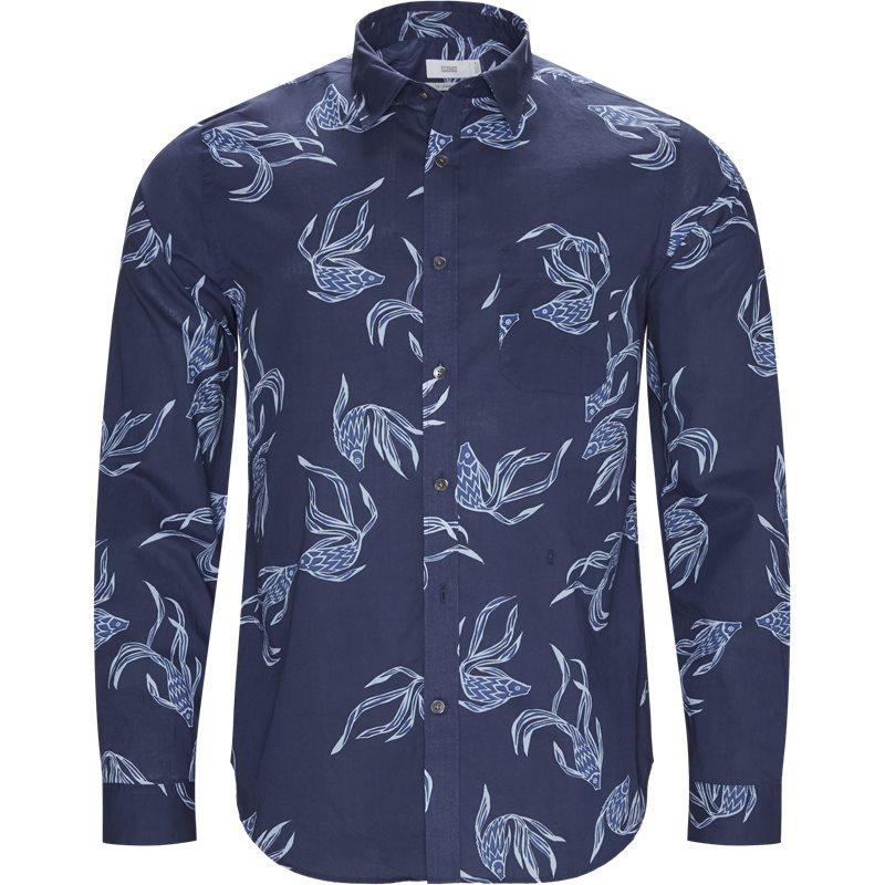 Billede af CLOSED C84102-2 Skjorter Blå