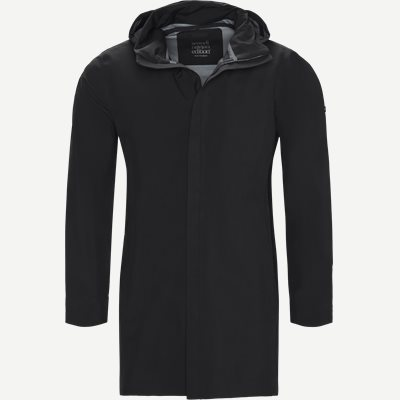 Mac Coat Men Jacket Regular | Mac Coat Men Jacket | Sort