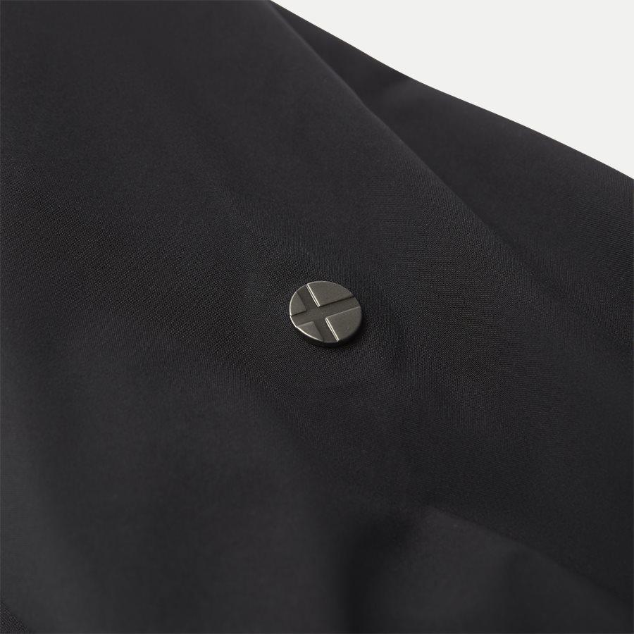MAC COAT MEN - Mac Coat Men Jacket - Jakker - Regular - SORT - 4
