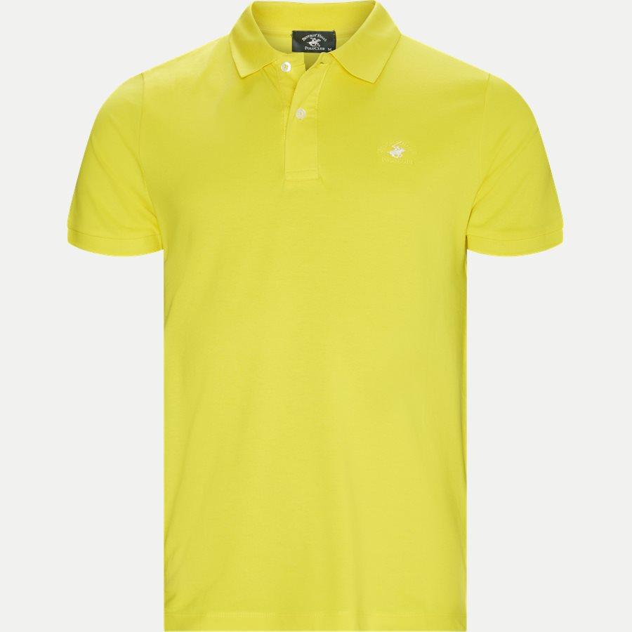 BHPC5200 POLO SS - T-Shirts - Regular - GUL - 1