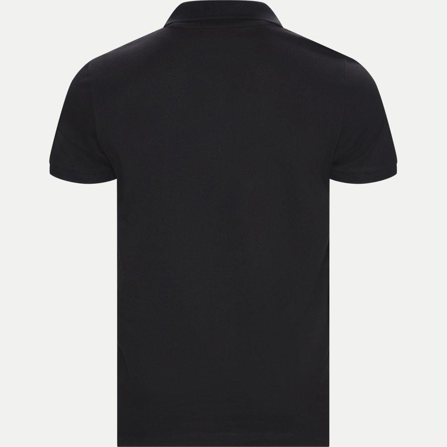 BHPC5200 POLO SS - Maglia Polo Piquet - T-shirts - Regular - SORT - 2