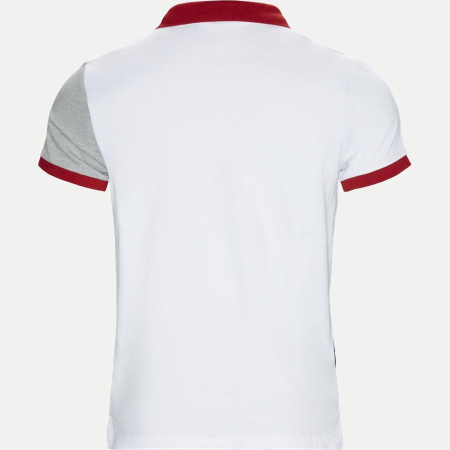 BHPC5221 POLO SS - Maglia Polo Piquet - T-shirts - Regular - BLÅ - 2