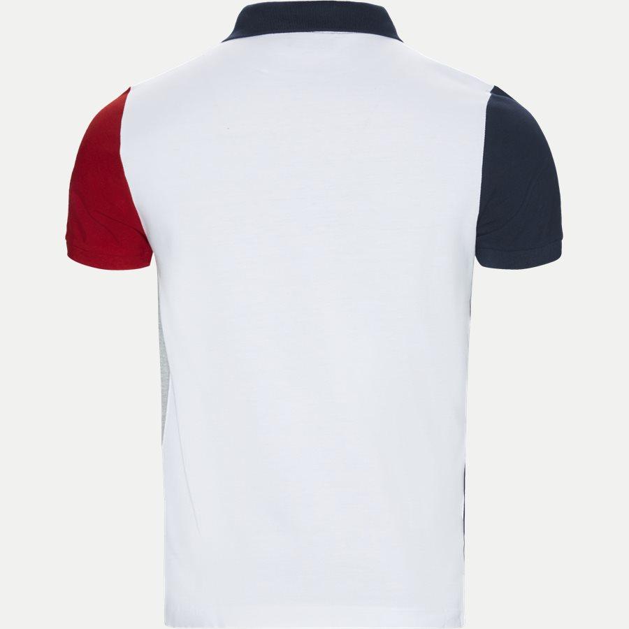BHPC5239 POLO SS - Maglia Polo Piquet T-shirt - T-shirts - Regular - GRÅ - 2