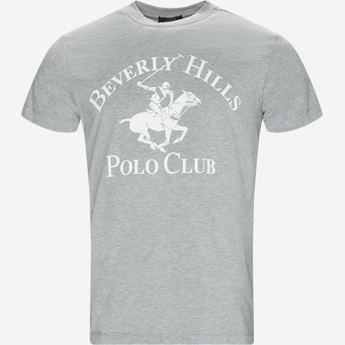 Maglia Jersey T-shirt - T-shirts - Regular - Grå