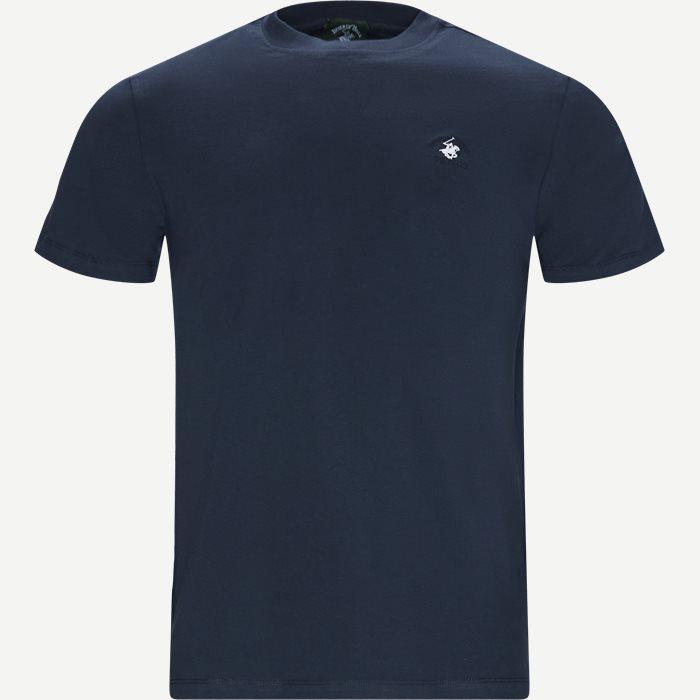 Maglia Jersey T-shirt - T-shirts - Regular - Blå