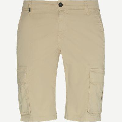 Bermuda Cargo Shorts Slim   Bermuda Cargo Shorts   Sand
