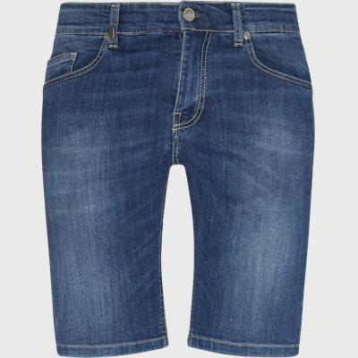 Slim | Shorts | Blue