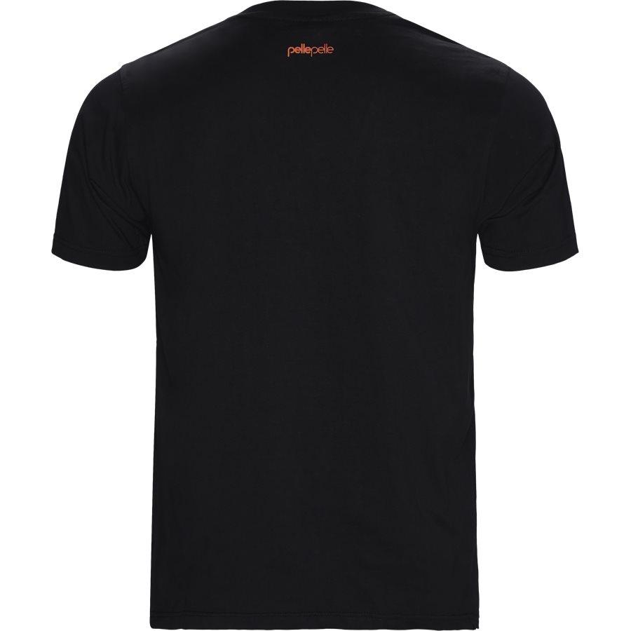 PP3003 COLORBLIND T-SHIRT - Colorblind T-shirt - T-shirts - Regular - SORT - 2