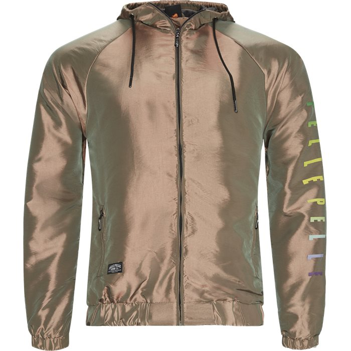 Flash Jacket - Jakker - Regular - Brun