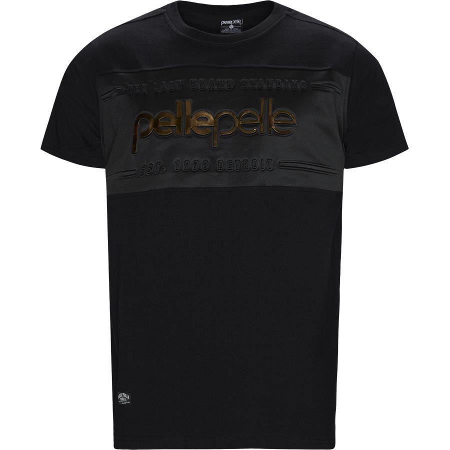 PP3000 RECOGNIZE T-SHIRT - Tecognize T-shirt - T-shirts - Regular - SORT - 1