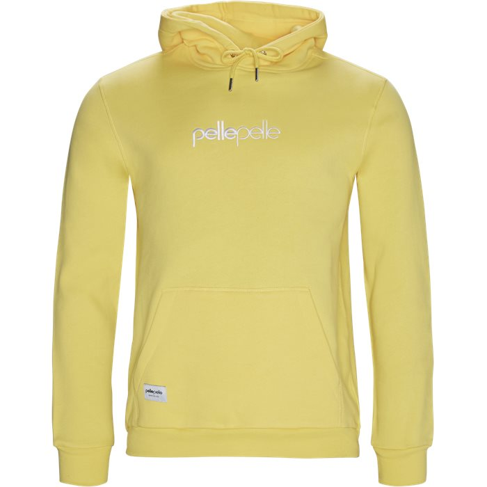 Coreporate Hoodie - Sweatshirts - Regular - Gul