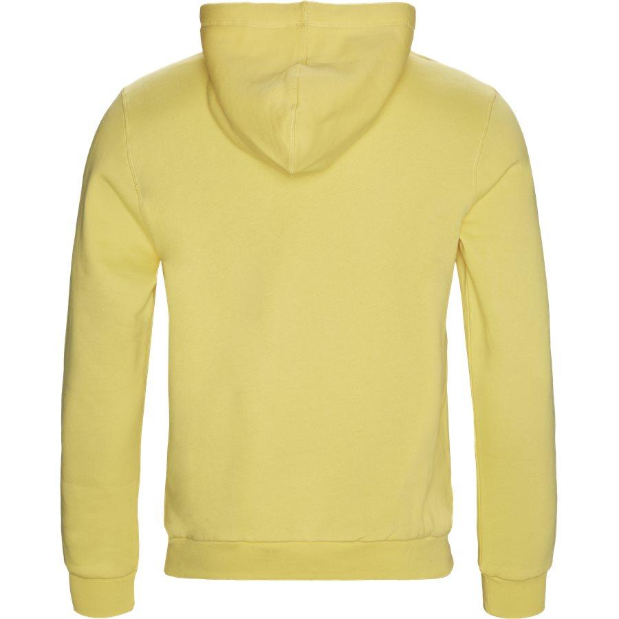 PP2016 COREPORATE HOODY - Coreporate Hoodie - Sweatshirts - Regular - GUL - 2