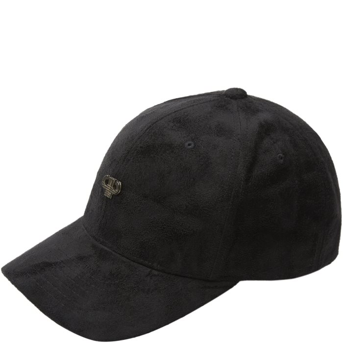 Plate Snapback - Caps - Sort