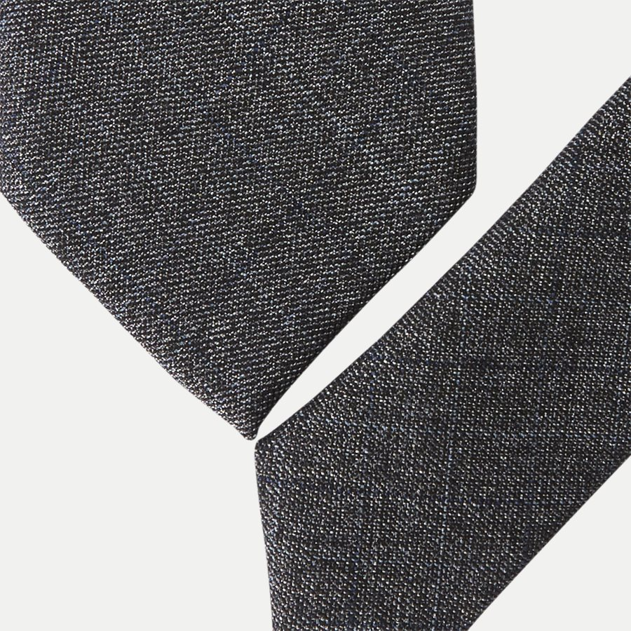 TAPED GREY - Taped Grey Slips - Slips - GRÅ - 2