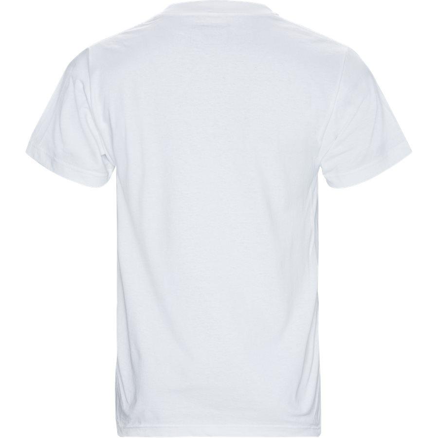 CORE LOGO EMB - Logo Tee - T-shirts - Regular - HVID - 2