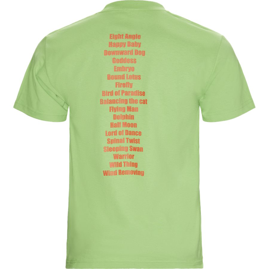 HOUSE OF SUFFERING - Suffering T-shirt - T-shirts - Regular - LIME - 2