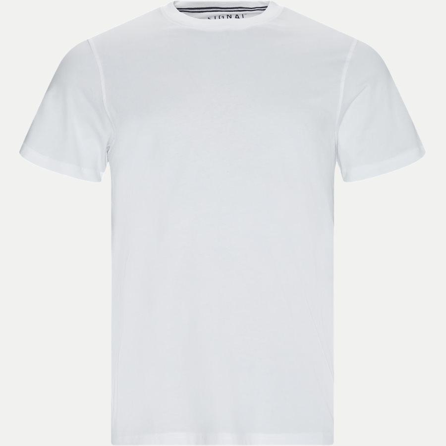 WALTHER ENSFV. - Walther Tee - T-shirts - Regular - HVID - 1