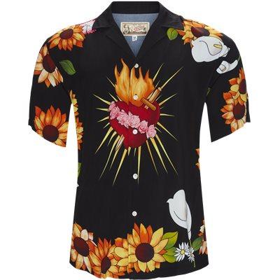 Gangster Shirt Regular | Gangster Shirt | Sort