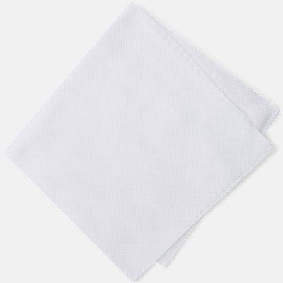 Lommeklud  Lommeklud  | Hvid