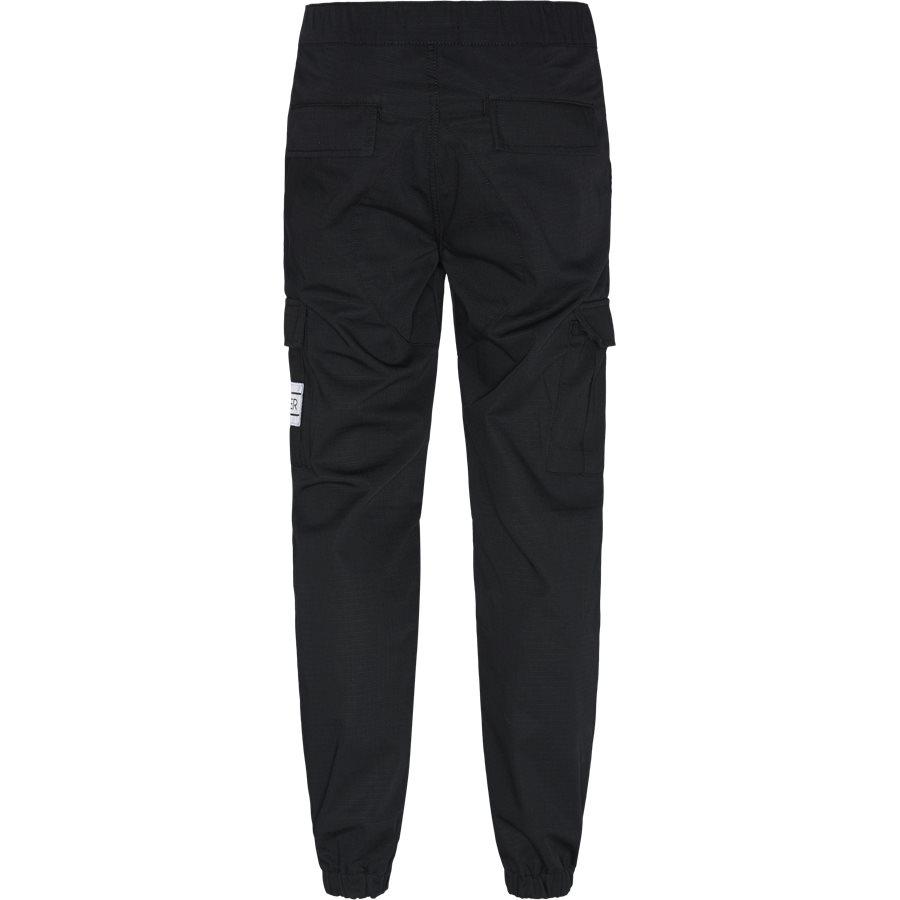 CARGO - Cargo Pants - Bukser - Regular - SORT - 2